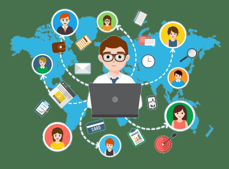 Content Writing in Lahore Pakistan   Digital media   Social